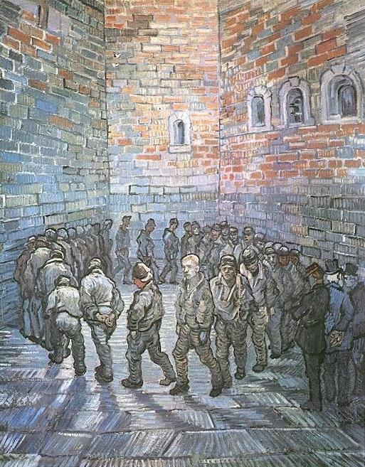 van gogh tutuklular çemberi