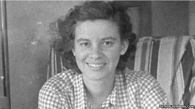 Esther Lederberg'in çalışmaları eşine Nobel kazandırdı.