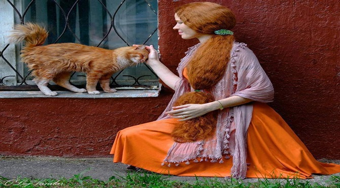 Yalnız Kadınların ve Kedilerin Şarkısı