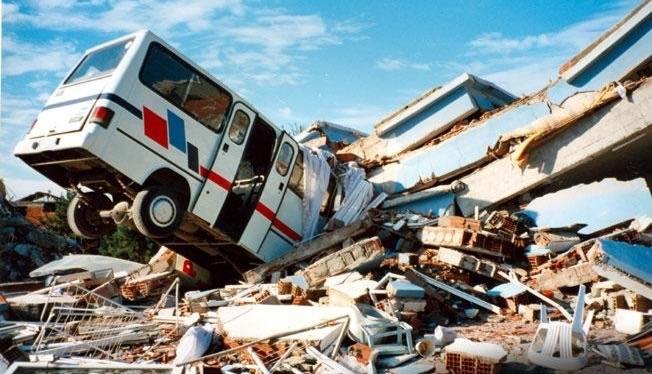 Izmit deprem 1999 Kocaeli