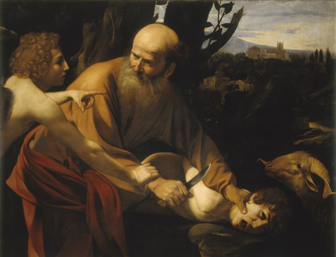sacrifice-of-isaac