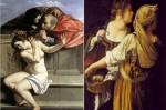 Sanatını İsyanıyla Buluşturan Kadın Artemisia Gentileschi