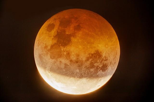 Süper Ay/Ay Tutulması Birleşimi Hakkında