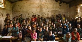 Dünya'dan Okul Manzaraları