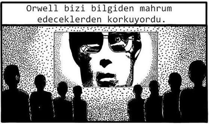 Orwell ve Huxley