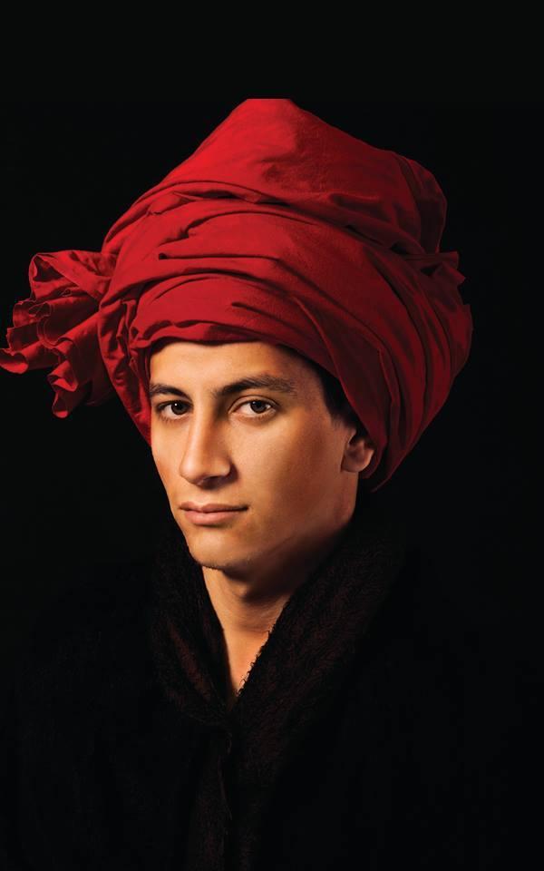 Portrait of a Man – by Jan van Eyck / Faruk Türkmen