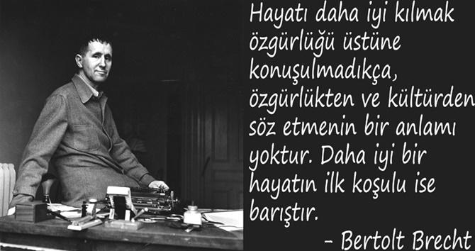 Bertolt Brecht1