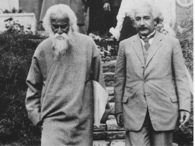 Rabindranath Tagore Eğitim