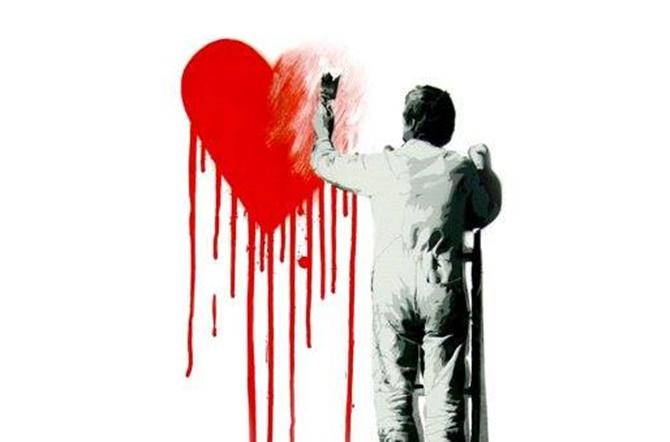 Aşk insanın hapishanesidir