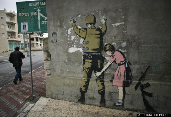 Banksy_israil
