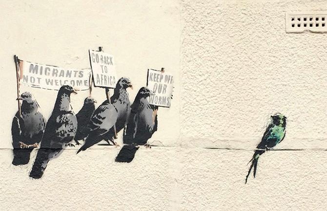 Banksy_migrant