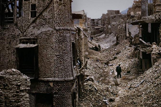 Kabil Afganistan 1995