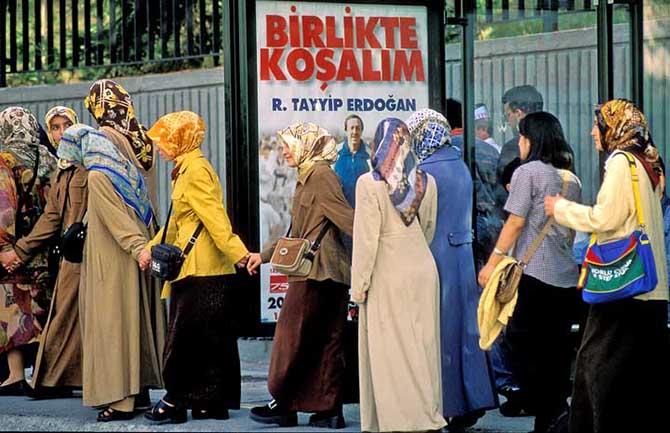 turban siyasal islam