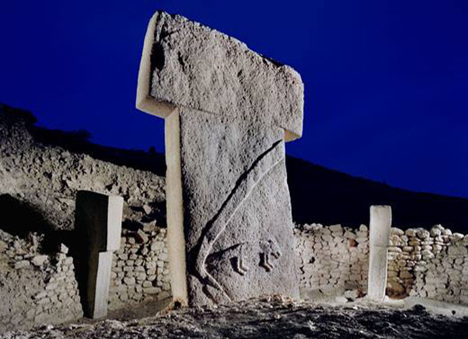 göbeklitepe arkeoloji