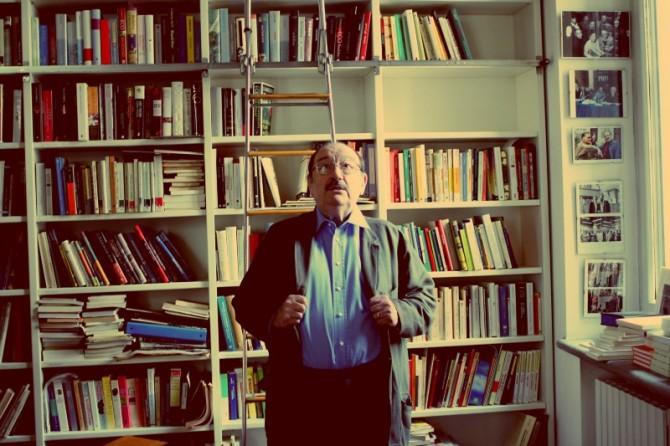 Bayram Sarı- Dünyalılar-Umberto Eco