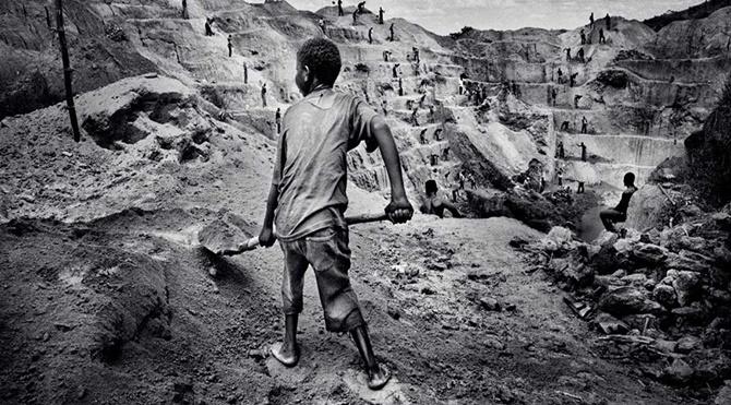 Kongo-Koltan-Madeni