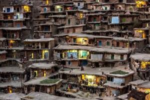 İran'da Masalsı Bir Köy; Palangan