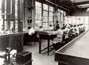 Waterbury fabrikası