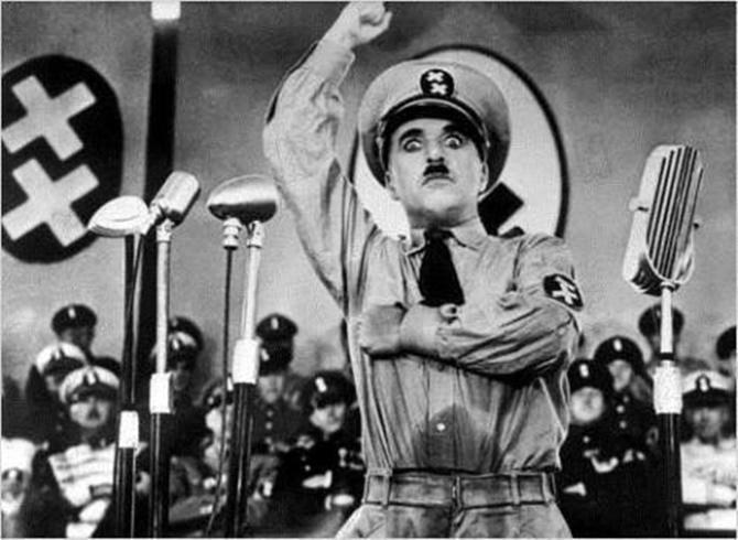 Bir Diktatörün Ulusa Seslenişi