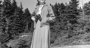 Rachel Carson sadık bir kuş aşığı ve savunucusuydu. Fotoğraf: CBS Fotoğraf Arşivi