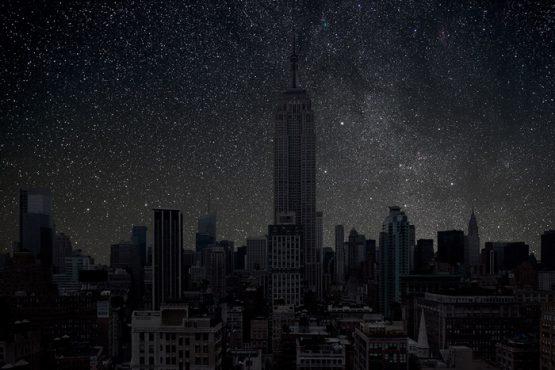 New York 40° 44' 39'' N 2010-10-13 Lst 0:04