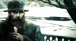 Çizim Ilya Glazunov