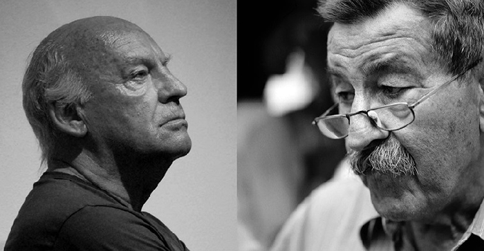 Eduardo-Galeano-Günter-Grass