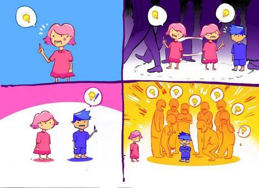 Toplumsal-Cinsiyet-Eşit(siz)liği-Karikatürleri