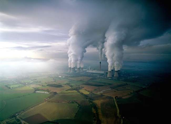 Kömür elektrik santrali, İngiltere