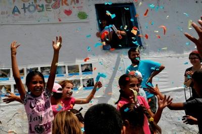 Çocuk-Barış-Sanat