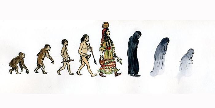evolution_women