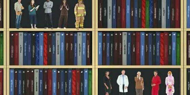 insan kütüphanesi
